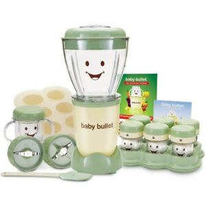 Magic Bullet Baby Care System *NEW* Make Your Own Baby Food!