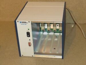 National Instruments Ni Scxi 1000 4 Slot Chassis rs