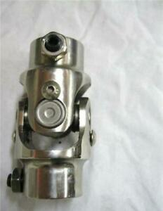 13 16 36 Spline To 3 4 Dd Stainless Steel Universal Steering U joint