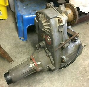 98 01 Dodge Ram 1500 Pickup Transfer Case Oem 412 00402 Automatic Transmission
