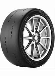 Tire Sports Car D O T Radial R7 Road Race P225 50zr16 Blackwall Each