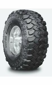 Tire Super Swamper Tsl Ssr Lt 35 00x12 50r17 Radial 3640 Lbs Maximum Load Black