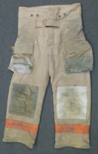 42x31 Firefighter Pants Bunker Turnout Fire Gear Ramwear Fire Wear P918