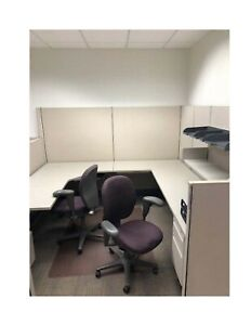 Herman Miller Work Station Office Cubicles office Furniture