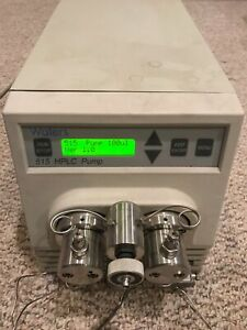 Waters 515 Hplc Pump W Power Cable