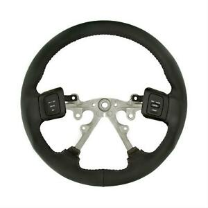 Grant Products 64037 Steering Wheel Grant Oem Dodge Leather Black Each