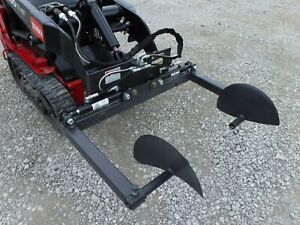 Toro Dingo Mini Skid Steer Attachment Hydraulic Sod Roller Ship 199