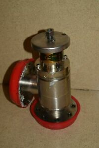 Granville phillips Two Inch Ultra High Vacuum Valve Series 205 kl2