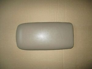 95 01 Ford Explorer Tan Console Lid Cover Glove Box Pad Storage Arm Rest Door