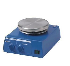 Ika Rh Basic 1 Hotplate Stirrer 150 1500rpm Rt 320 c Max 5lt 220v