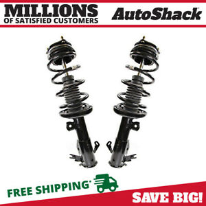 Front Complete Strut Assembly Pair For 2012 Honda Civic