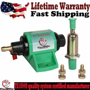 Brand New Micro Electric Diesel Fuel Pump 12v Fuel Transfer Gasoline Pump Us