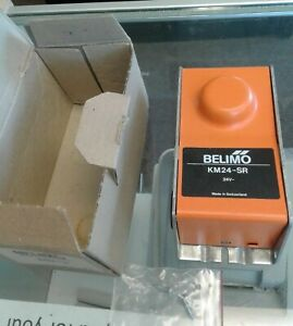 Belimo Air Damper Actuator Km24 sr 24vac New In Open Box Free Shipping