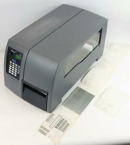 Intermec Pm4i Thermal Network Barcode Lable Printer Works Great
