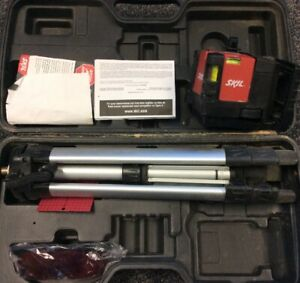 Skil 8601 rl 100 ft Beam Rotary Laser Level With Tripod