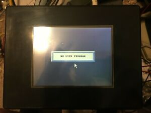 Automation Direct Ea7 s6m r Touch Screen Interface Panel Fully Tested Ea7 s