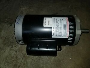 Century 3 0hp Ac Motor 3 Phase Cat H980l