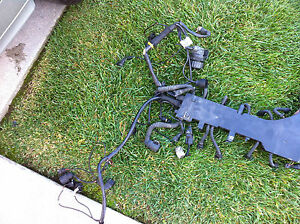 1995 1997 Bmw E38 750il 750i 750 V12 Engine Motor Harness Cable Complete