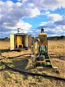 Oil Well Steam To Recover Oil From Shallow Wells Uses Dirty Water Eor Oil