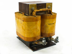 Heavy duty Inductor From Volkman 40kva Adjustable Frequency Ac Drive Sk060183