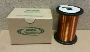 nos 1 0 Lbs Mws Polyester Bond Sapt 36 Awg Magnet Winding Wire S28t