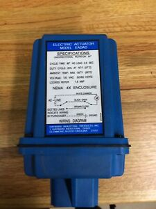 Hayward Electric Valve Actuator 120 Vac Model Eadad