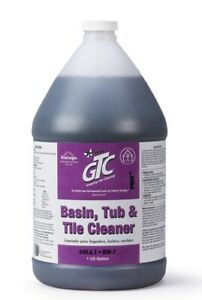 Greening The Cleaning Basin Tub Tile Cleaner 1 Gal 4 cs