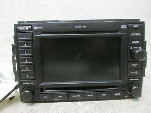2005 05 Chrysler 300 Rec Am Fm Cd Navigation Radio 56038646am Oem Lkq