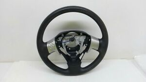 2012 12 Toyota Corolla Driver Steering Wheel Black W Audio Oem Lkq