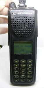 Motorola Xts 3000 800 Mhz H09uch9pw7bn Handie talkie Fm Two Way Radio