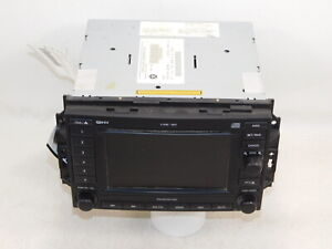 2005 2006 2007 Chrysler 300 Navigation 6 Disc Cd Player Radio Rec Oem Lkq