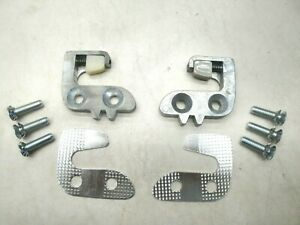 50 51 1950 1951 Ford Car Door Striker Plates Bolt Shim Kit New