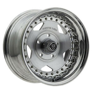 Centerline 000 Convo Pro Rim 15x8 5x4 75 Offset 0 Polished brush Face qty Of 1