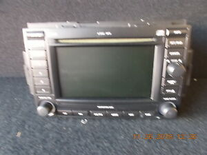 Dodge Jeep Remanufactured Cd Navigation Radio Oem