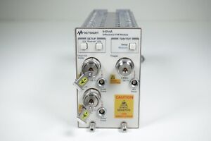 Keysight Used 54754a Differential Tdr Module agilent
