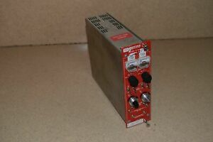 Bertan 5kv High Voltage Supply Model 375p Nim Bin tp43