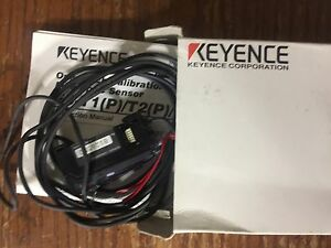 Keyence Corp Fiber optic Sensor One Touch Calibration Fs t2