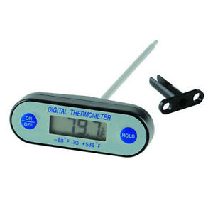 General Tools Dt618hf Wp t Handle Lab Thermometer 58 To 536 F
