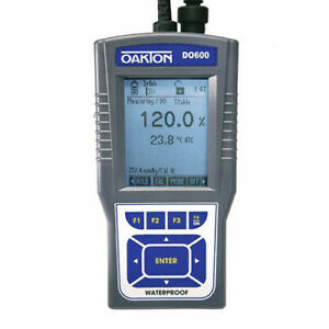 Oakton Wd 35441 02 Do 600 Dissolved Oxygen temperature Meter