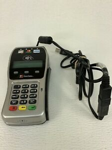 First Data Fd 35 Credit Card Reader Emv Nfc Chip Pin Pad Only