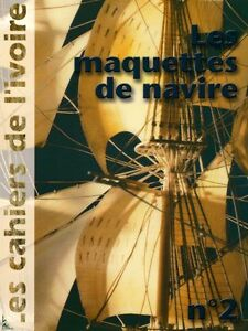 Book On French Ivoires Nr 2 Sailboats Models