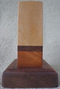 Rhc Wood Candle Holder Taper Art Crafts Movement Prairie School Free Shipping