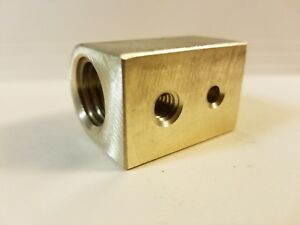 Rockwell Lathe 11 Cross Slide Feed Nut Mcl 330 Or Mcl 720