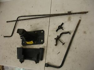 81 82 83 84 85 86 87 Chevy Gmc Pick Up Truck K5 Spare Tire Jack With Mount 1