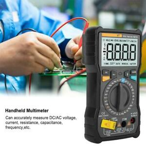 Aneng V7 Portable Automatic Range Lcd Display Digital Multimeter 50hz 5000hz
