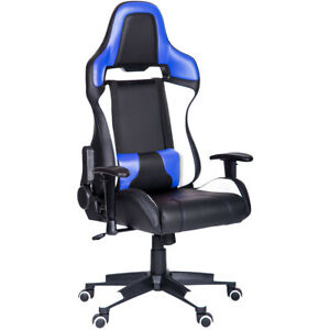 Merax Office Chair Computer High Back Racing Seat Executive Desk Leather