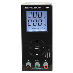 Bk Precision 1550 Switching Dc Power Supply