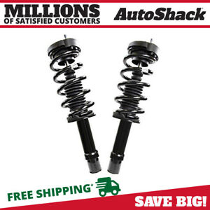 Front Complete Strut Pair For 2012 2016 Chrysler 300 2011 2018 Dodge Charger Awd