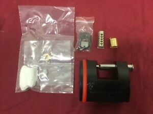 Mul T lock Heavy Duty Security Padlock With Cylinder