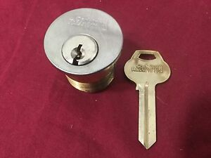 Corbin Russwin 1 1 8 Mortised Cylinder W Key Blank Locksmith